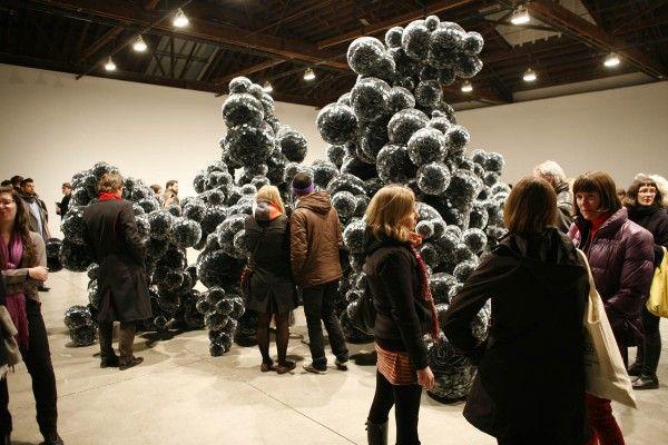 gallerijen in Chelsea, wow, leuke adressen om naar toe te gaan