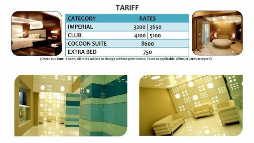 Cocoon Hotel Dhanbad New-year latest lubricating tariff plan !!