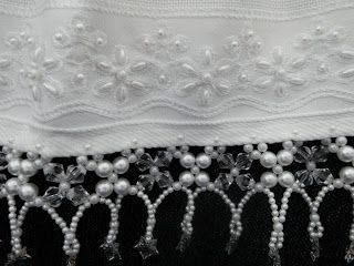 Ateliê da Angélica: Meus bordados com pedrarias