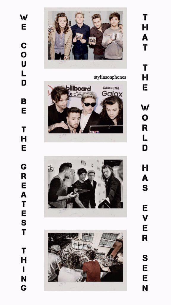History // One Direction Lyrics