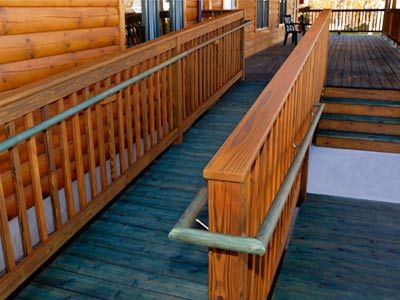 How to Build a Wheelchair Ramp from howstuffworks for the Dean and Deonne Project