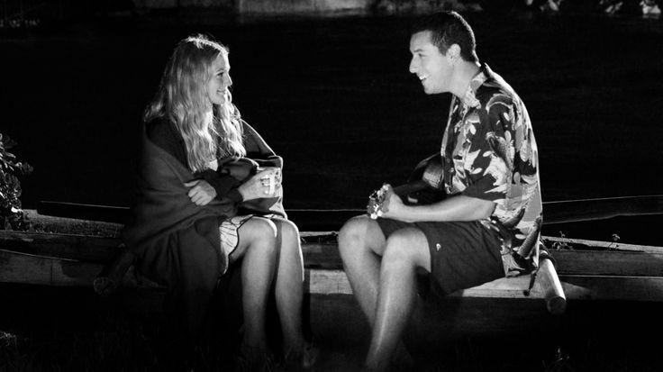 50 first dates black and white ile ilgili görsel sonucu