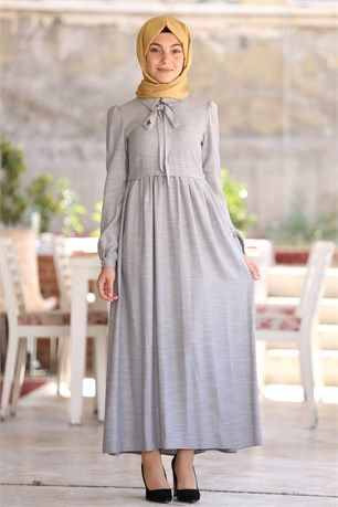 364ceed3bef9b Tesettür Robalı Elbise Modelleri | Tesettür | Elbise modelleri und Model