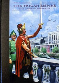 The Trigan Empire Volume  6: The Puppet Emperor (Complete Don Lawrence…