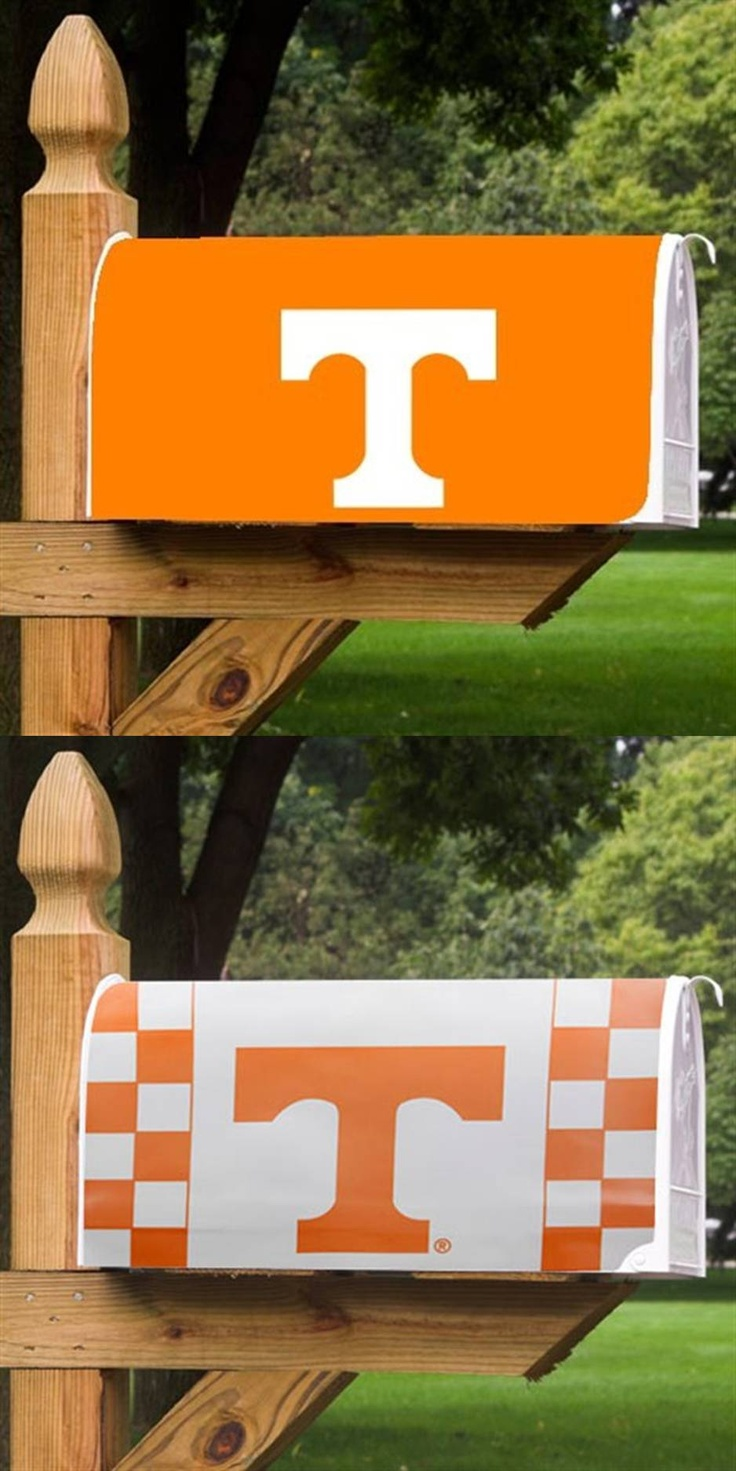 University of Tennessee Volunteers - magnetic mailbox cover