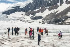 Traveling tour: Gletser indah di dunia !
