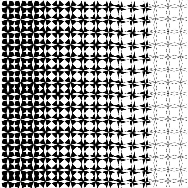 Tessellation Patterns to Print | arch113_20121031_semaOztel_patternDeformation