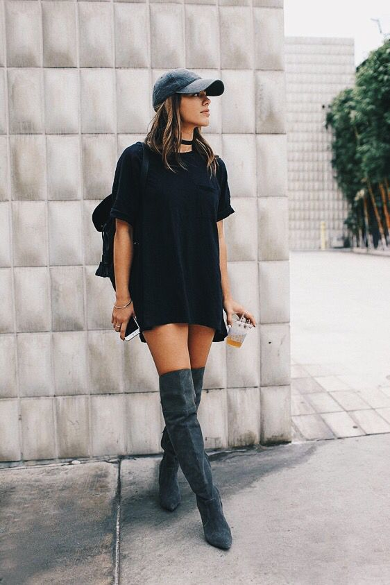35 Awesome Knee High Boots For Women To Look Absolutely Stunning