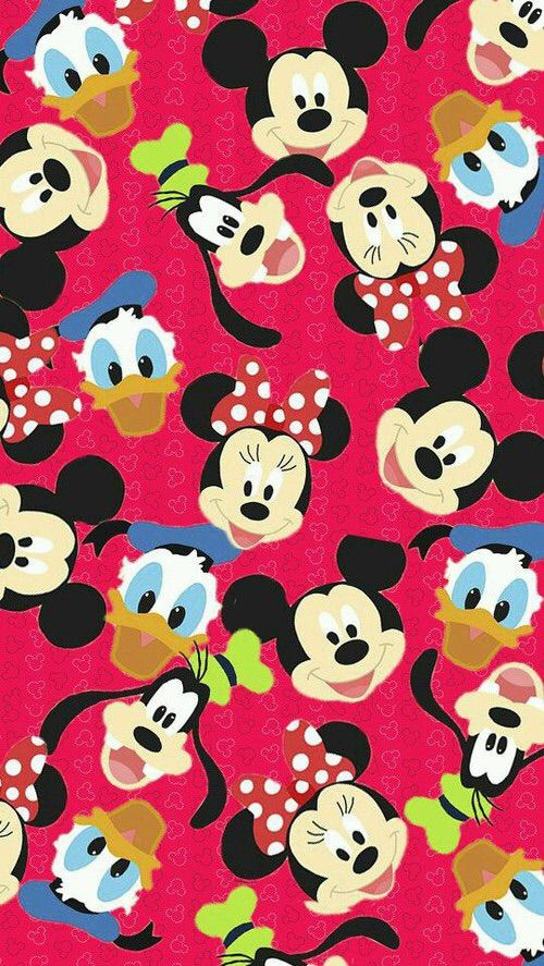 Image via We Heart It #background #disney #forever #iphone #mickeymouse #wallpaper #friends