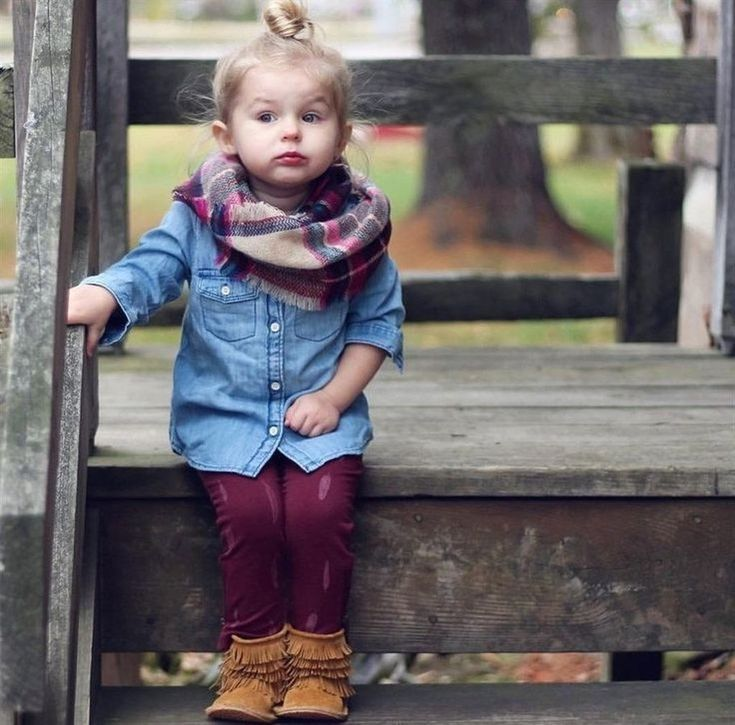 43 niedliche entzückende Herbst-Outfits für Kinderideen