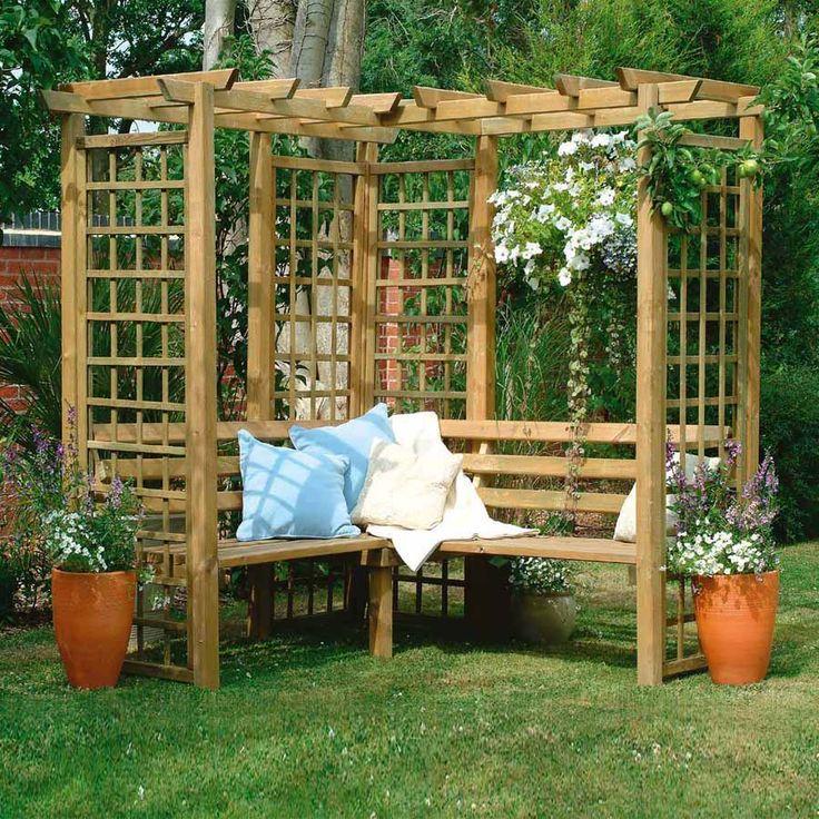 Mejores 19 imágenes de MKM | Garden Furniture en Pinterest | Arcos ...
