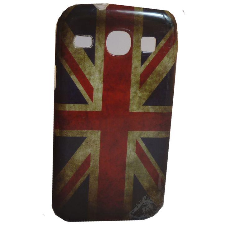 Θήκη σιλικόνης για Galaxy Core England http://mikromagazo.gr/_p829.html
