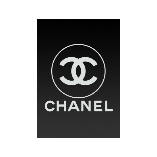 chanel logo iphone wallpaper wallpaper for ipod5 pinterest logotipos miniaturas y marcas. Black Bedroom Furniture Sets. Home Design Ideas