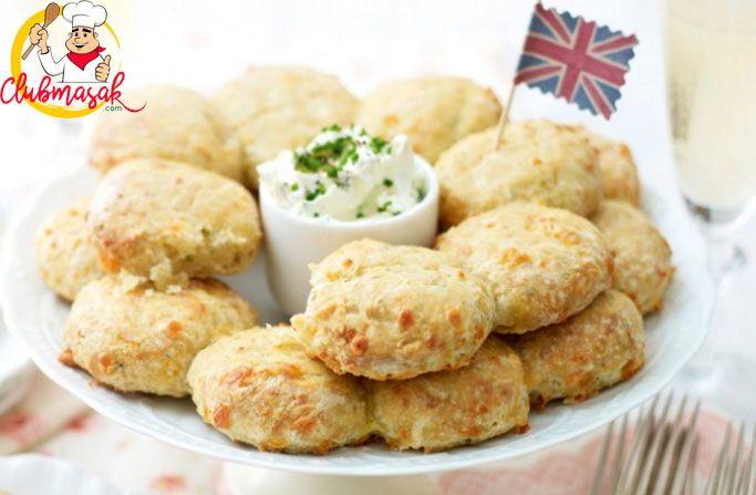 Resep Cheese Scones, Resep Masakan Sehari-Hari Dirumah, Club Masak