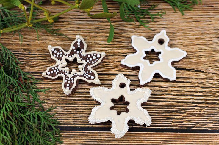 Jak udekorować pierniczki na Święta Bożego Narodzenia