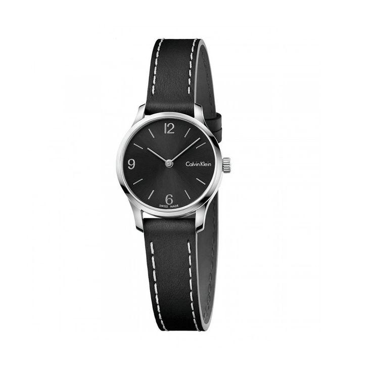 Damen Calvin klein Uhr In weiß Model K7c23
