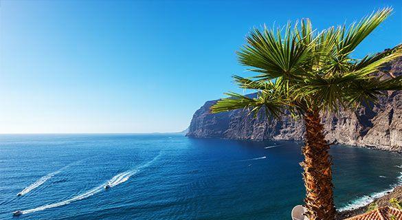 Los Gigantes Tenerife, Canary Islands