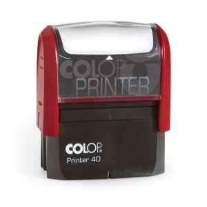 stampila colop printer 40