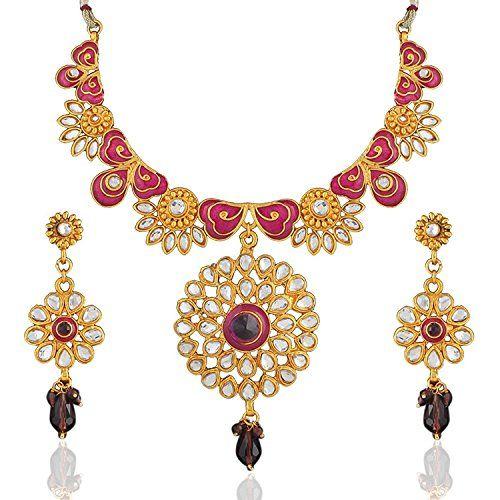 Ddivaa Elegant Indian Bollywood Traditional Gold Plated P... https://www.amazon.com/dp/B071VH4YWT/ref=cm_sw_r_pi_dp_x_zmqtzbNSEFMGV