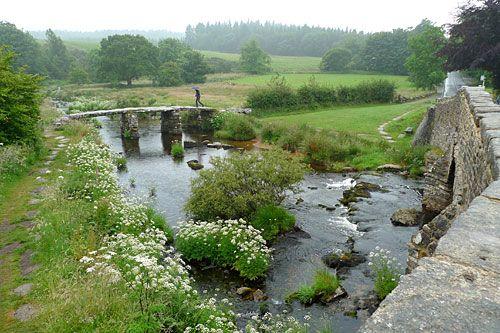 Fingle Bridge - Dartmoor, Devon