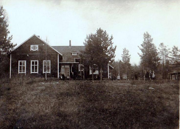 Valkeajärven koulu