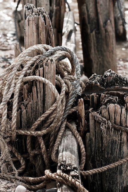 knots, knitting, nautic, rope