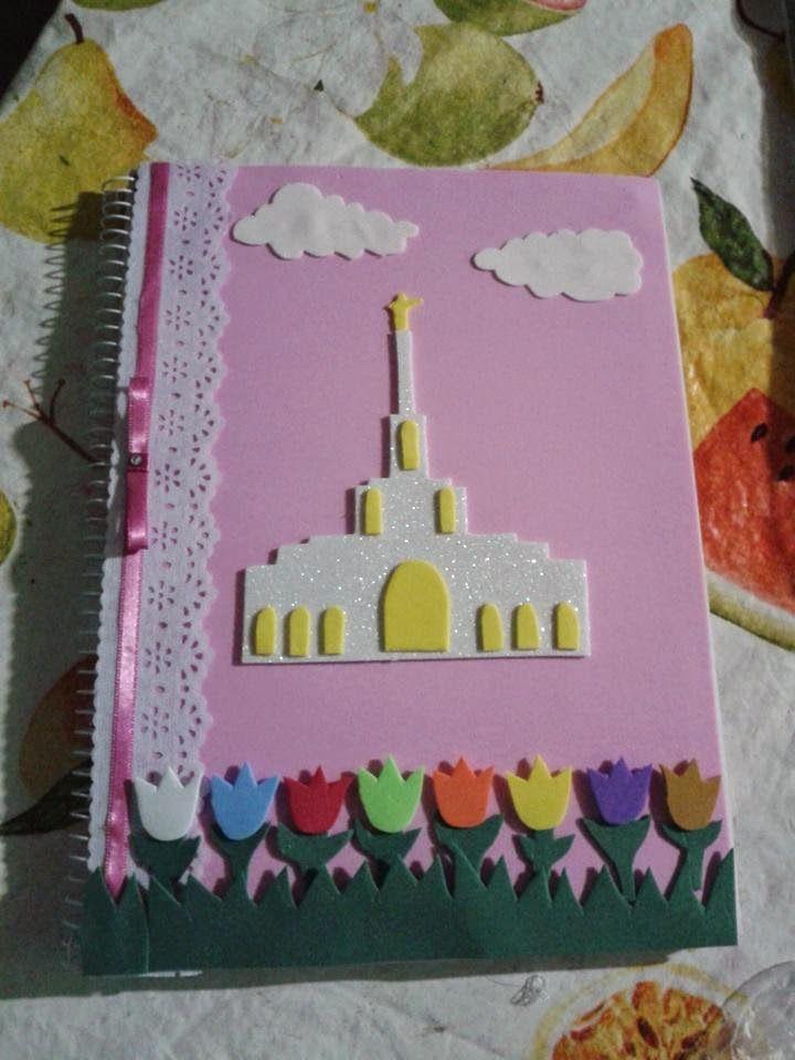 As Tontas Vão Ao Céu: Lembrancinha para Moças - Caderno do Templo