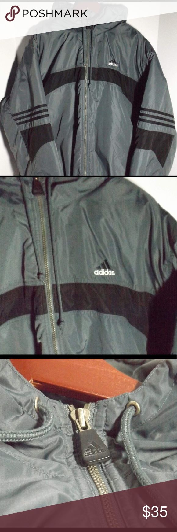 Authentic ADIDAS Winter Coat This ADIDAS winter coat is ready for the cold. It'll keep you warm no matter what. Also, the quality ADIDAS delivers is perfect. This jacket will last a life time. The famous three stripe embroidering on the sleeves let's everyone know you are wearing one of the best brands out there. This jacket goes great with your favorite pair of denims and is good for any occasion. Adidas by Stella McCartney Jackets & Coats Ski & Snowboard