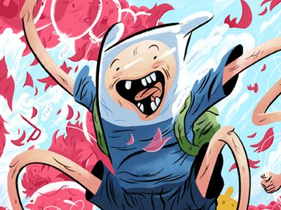 Adventure Time by Logan Faerber