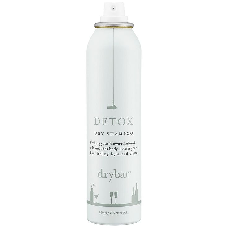 I wash my hair once every three days, and was in desperate need of a dry shampoo that actually worked. Detox absorbs oil, adds fullness, and leaves my hair feeling perfectly clean. It gives me that just-stepped-out-of-the-shower freshness! -Tracy J., Copywriter #Sephora #TodaysObsession