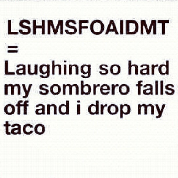 Hahahaha! Make sure you have this kind of day!  #lol - @denice518