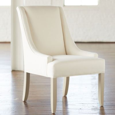 Gramercy upholstered chair fiona taupe living room 549 for Living room 507