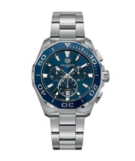 Aquaracer Chronograph 300 M - 43 mm CAY111B.BA0927 TAG Heuer watch price