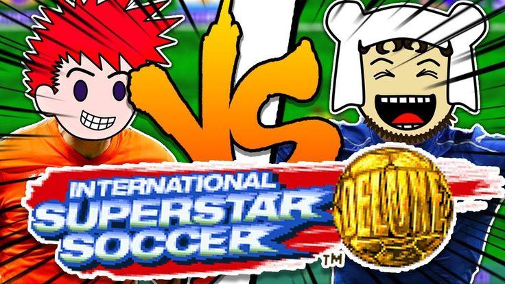 Duelo de TITÃS (revanche) - International Superstar Soccer Deluxe