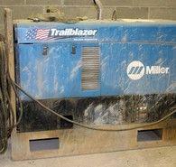 Miller Trailblazer 302 Welder
