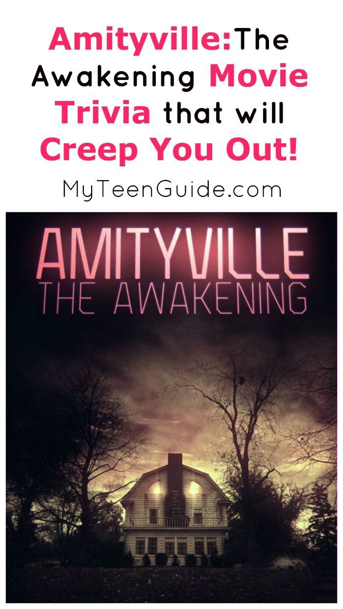 Looking for Amityville movie trivia? Check out our favorite creepy facts about Amityville: The Awakening!