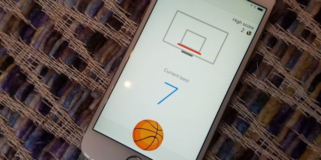 There's a Hidden Basketball Game in Facebook Messenger, and This is How You Can Play It