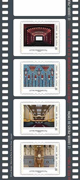 Collector - Le Louxor - Collectors - Beaux timbres - La Boutique La Poste