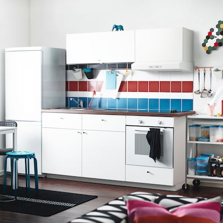 Ikea White Haggeby Kitchen Ideas