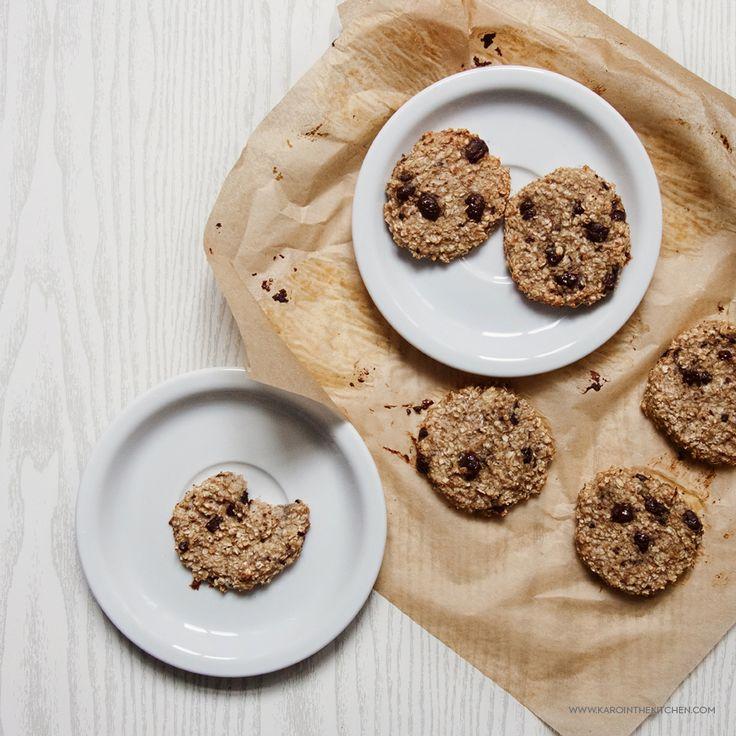 30-minutowe ciastka — z 2 składników!