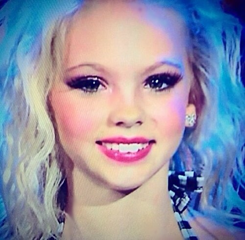 Jordyn Jones off of Abby's Ultimate Dance Competition