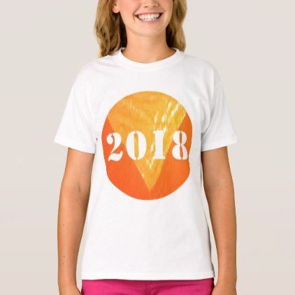2018  Girls' Hanes TAGLESS® T-Shirt Wait 'till you - anniversary cyo diy gift idea presents party celebration
