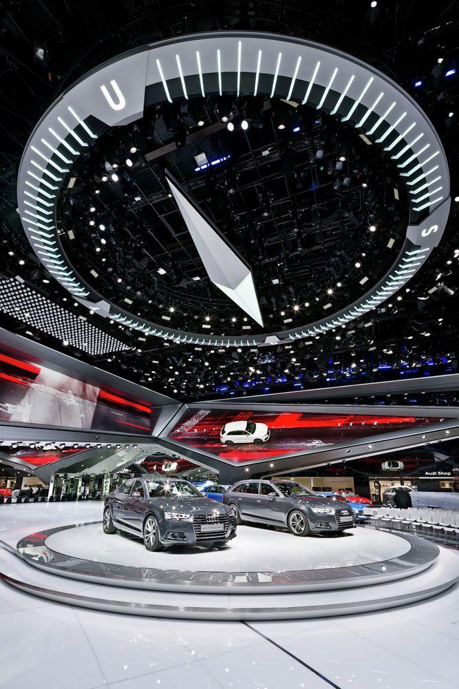 Gallery - Audi Motor Show 2015 / SCHMIDHUBER - 5