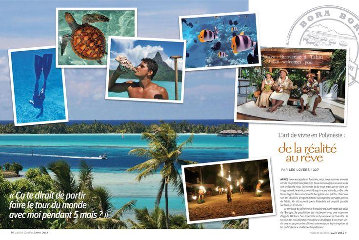 L'art de vivre en Polynésie : de la réalité au rêve