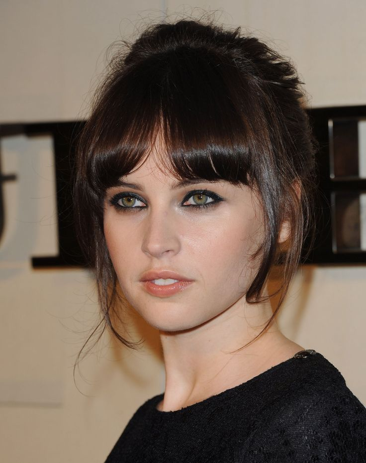 feliicty jones | Felicity Jones at Burberry Body Fragrance Launch in Los Angeles ...