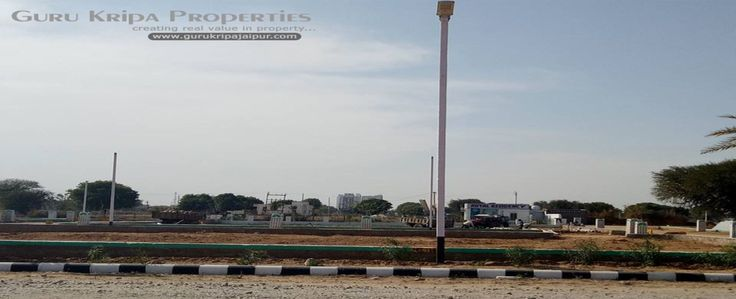 111 Sq Yds Loanable Jda Approved Plots for Sell @ 18.28 Lac Only at Main Ajmer Road Jaipur