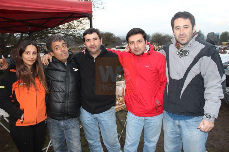 Team Pavez de Licantén  Primera fecha Campeonato Nacional FIM Curicó/ Romeral. 23 de junio de 2013