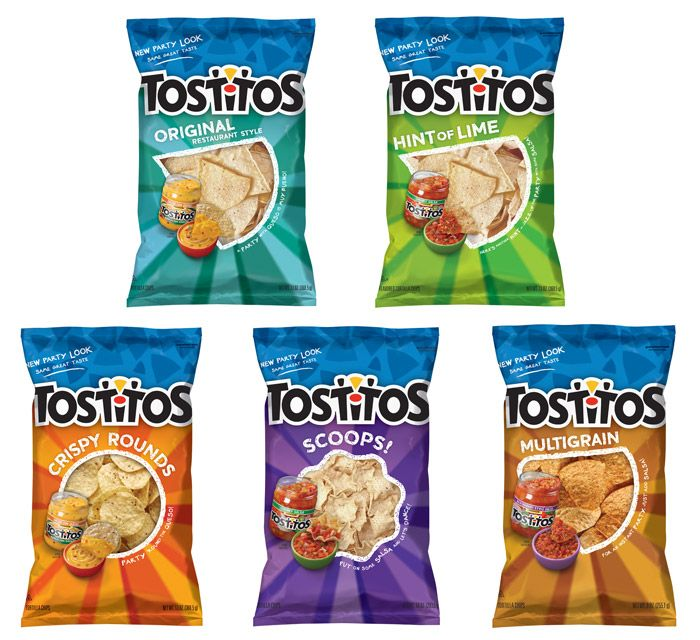 Tostitos, a leading brand from PepsiCo's Frito-Lay division and the brand known for making any time party time, recently partnered with global branding and design firm Hornall Anderson to launch their line of Tostitos Cantina, a new innovation that brings the authentic Mexican restaurant experience to consumers at home.