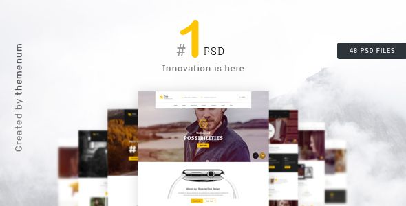 Creative Multipurpose PSD Template | NumberOne - Corporate PSD Templates Download here : https://themeforest.net/item/creative-multipurpose-psd-template-numberone/19862599?s_rank=121&ref=Al-fatih#psd template #web design #web responsive #psd #blog #business #flat #design #personal #shop #health #trend #technology