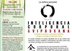 Intelicencia Corporal y Vipassana in San Carlos District, Panama PanamaDistrict